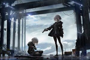 Girls Frontline Anime Girls 4k