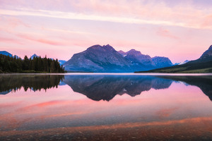 Glacier National Park Sunrise
