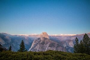 Glacier Point Yosemite 5k Wallpaper
