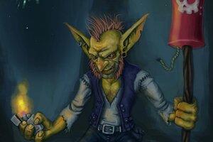 Goblin World Of Warcraft Wallpaper