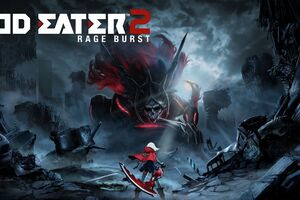God Eater 2 Rage Burst Art Wallpaper