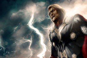 God Of Thunder Odinson