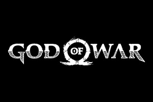 God Of War 2018 Logo 4k Wallpaper