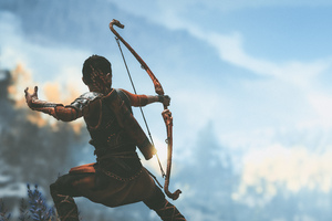 God Of War 4 Atreus 4k Wallpaper
