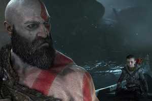 God Of War 4 E3 2017 Wallpaper