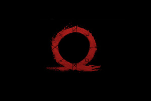 God Of War 4 New Omega Wallpaper