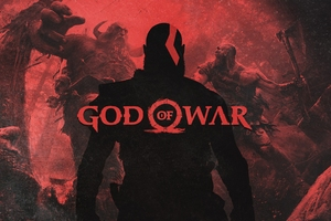 God Of War Kratos 4k Wallpaper