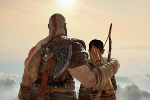 God Of War Memories Of Mother Wallpaper