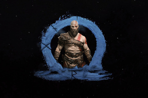 God Of War Ragnarok 4k Wallpaper