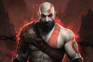 God Of War Wallpaper