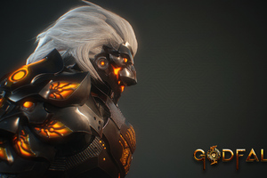 Godfall Characters 4k