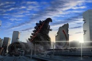 Godzilla Destroyer Wallpaper
