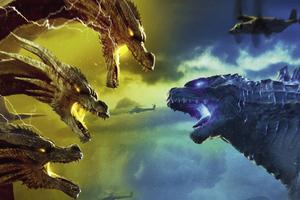 Godzilla King Of The Monsters 4k Wallpaper