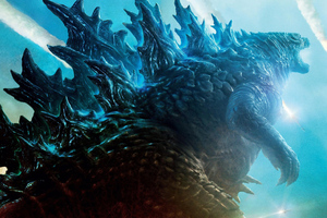 Godzilla King Of The Monsters Movie 4k Wallpaper