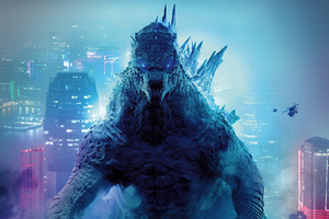Godzilla King Of The Ocean