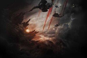 Godzilla Movie Desktop