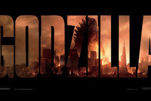 Godzilla Movie HD Wallpaper
