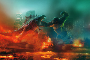 Godzilla Vs Kong 15k