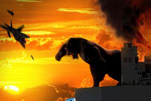 Godzilla Vs Kong Concept Artwork 4k