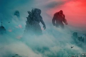 Godzilla Vs Kong Movie 4k