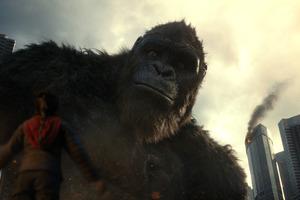 Godzilla Vs Kong Still 4k