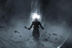 Goku 4k 2020 Wallpaper