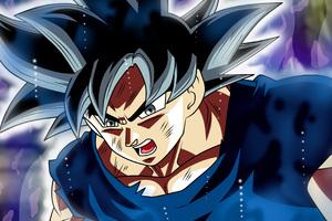 Goku 4k