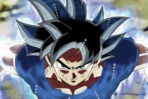 Goku Dragon Ball Super Anime 5k Wallpaper
