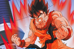 Goku Dragon Ball Z 4k