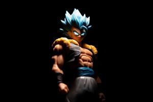 Goku Glow 4k
