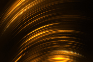 Gold Black Lines 3d Abstract 5k Wallpaper