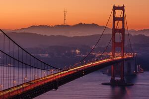 Golden Gate Bridge San Francicso Wallpaper