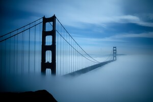 Golden Gate Bridge San Francisco Wallpaper