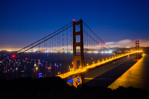Golden Gate Nights World 5k