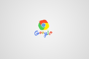 Google Chrome Art Wallpaper