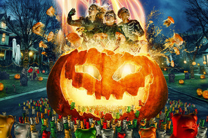 Goosebumps 2 Haunted Halloween 4k