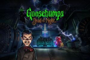 Goosebumps Dead Of Night Wallpaper
