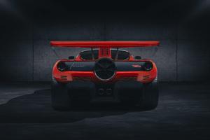 Gordon Murray Automotive T50s Niki Lauda 2021 Wallpaper