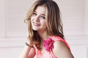 Gorgeous Chloe Moretz