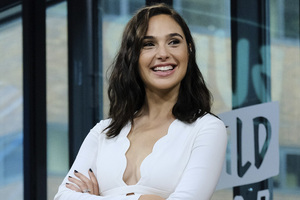 Gorgeous Gal Gadot Smiling