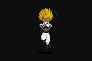 Gotenks Dragon Ball Z Wallpaper