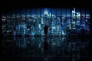 Gotham City 4k Wallpaper