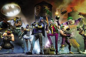 Gotham City Impostors 10k