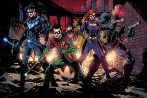 Gotham Knights 2020 4k