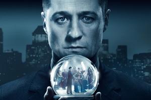 Gotham Season 4 4k Wallpaper