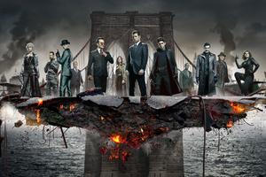 Gotham Season 5 4k