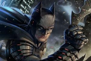 Gotham Vigilant Wallpaper