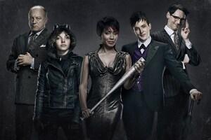 Gotham Villains 4k