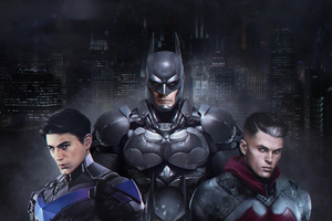 Gothams Bat Family