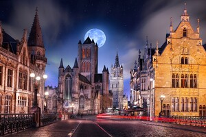 Gothic Architecture Wallpaper